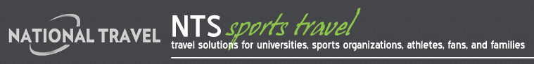 NTS Sports Travel - Travel solutions for universities, sports organizations, athletes, fans, and families